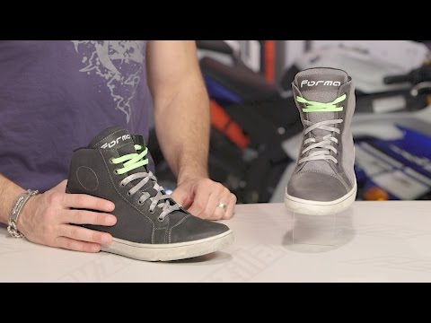 Forma Slam Flow Shoes Review at RevZilla.com