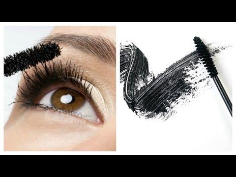 How To Fix Dry Mascara Instantly // Three  ways  to  fix dried  mascaras