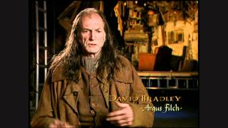 Harry Potter and the Chamber of Secrets - David Bradley short interview YouTube Videos