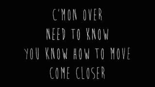 Dillon - Contact Us Lyrics (On screen)