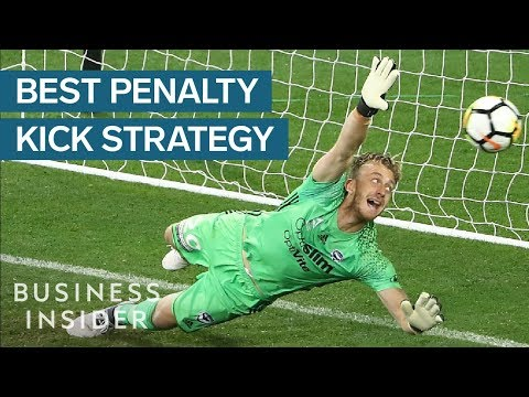 Why Penalty Kicks Are Unfair To The Goalie