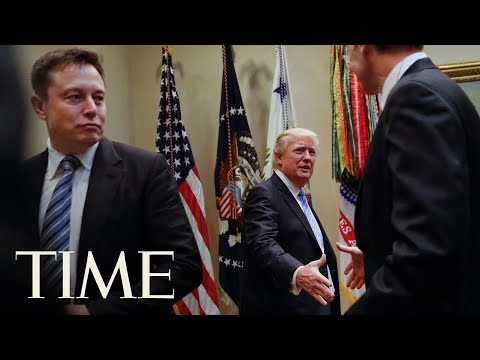 President Trump's Strategy Council Of CEOs Disbanding In Effort To Get Head Of CEOs Leaving | TIME