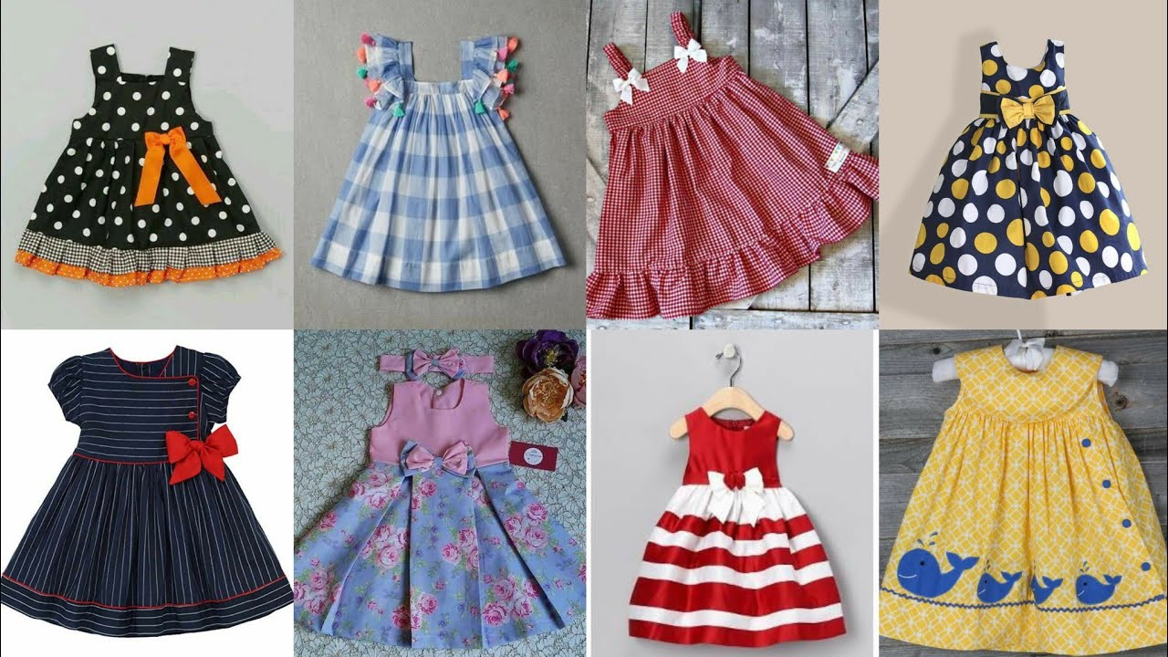 Most Beautiful And Stylish New Baby Frocks Unique Designs Ideas