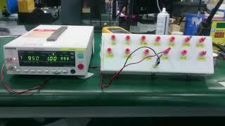 Kikusui TOS7210S Repair and Calibration by Dynamics Circuit (S) Pte. Ltd.