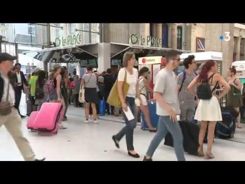 Le Projet De Rénovation De La Gare Du Nord Sur Les Rails