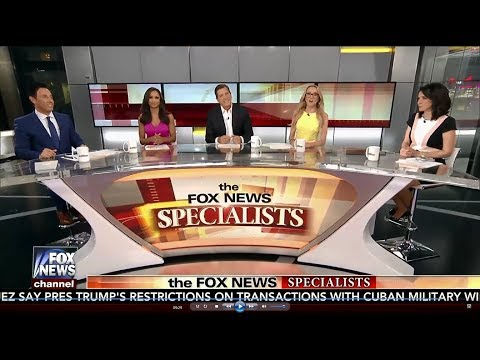 06-19-17 Kat Timpf on The Fox News Specialists - Complete, Uncut Show