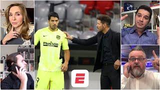 Barcelona entregó a Luis Suárez al Atlético de Madrid y ahora es el ¡PICHICHI! | Exclusivos