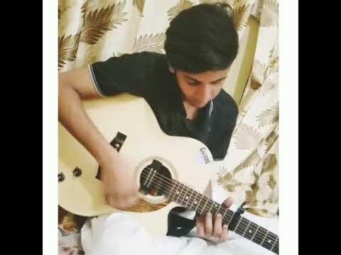 Harrdy Sandhu   Kya Bat Ay   Guitar Cover by Hamza Siddique