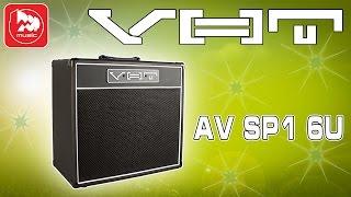 Ламповый комбик VHT AV SP1 6U(Гитарный комбик VHT AV SP1 6U http://goo.gl/Kglv2l – это качественный 6-ваттный ламповый аппарат. Его размеров и мощности..., 2014-03-10T04:43:06.000Z)