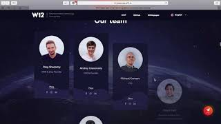 W12 - THE ICO REVIEW | Protect your investments