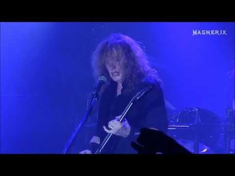 Megadeth - Tornado of Souls, live @ KB, Malmö Sweden 2018-06-06
