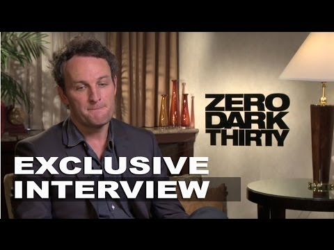 Zero Dark Thirty: Jason Clarke Exclusive Interview