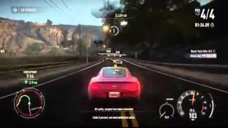 Holiday Games Fast Driving Need for Speed™ Rivals part 20   Video Dailymotion