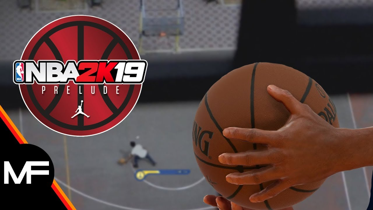 NBA 2K19 | THE PRELUDE DONE BETTER...