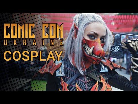 Comic Con Ukraine 2021 — COSPLAY VIDEO