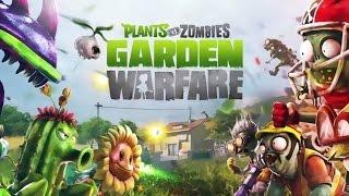 Plants vs. Zombies: Garden Warfare - Ничего особенного.