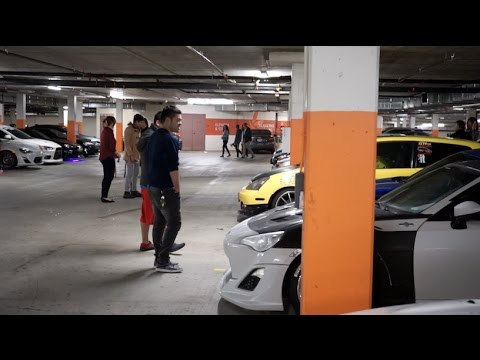 DID THAT JUST HAPPEN?! GT86 UNDERGROUND MEET