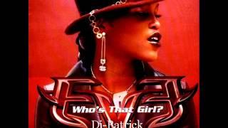 Dj-Patrick Eve - Who