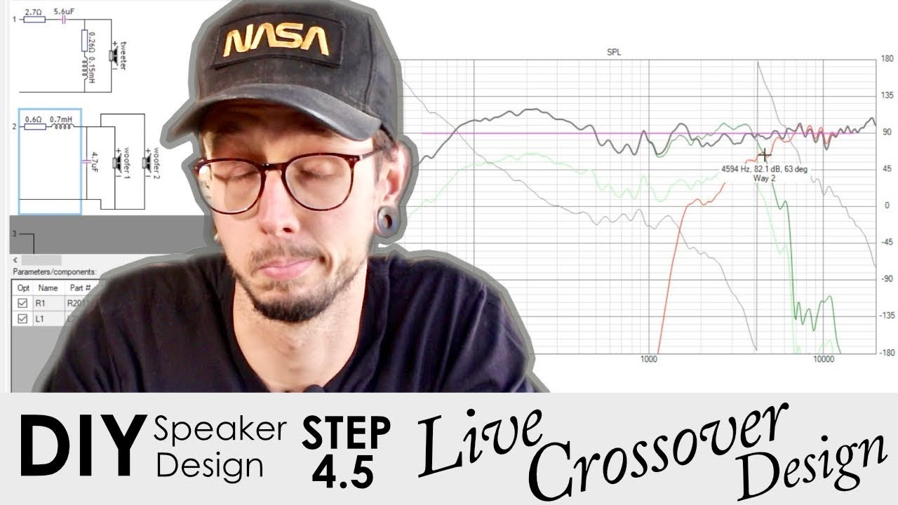 how to design a diy crossover using free software live crossoverhow to design a diy crossover using free software live crossover design