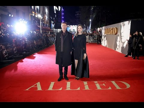 Stream for Allied | UK Premiere | Paramount Pictures UK
