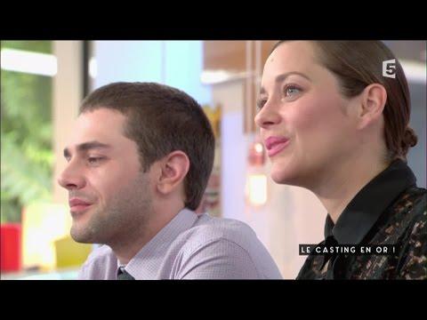 Dolan : Un casting en or - C à vous - 16/09/2016