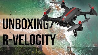 PNJ - Unboxing - Drone R-VELOCITY