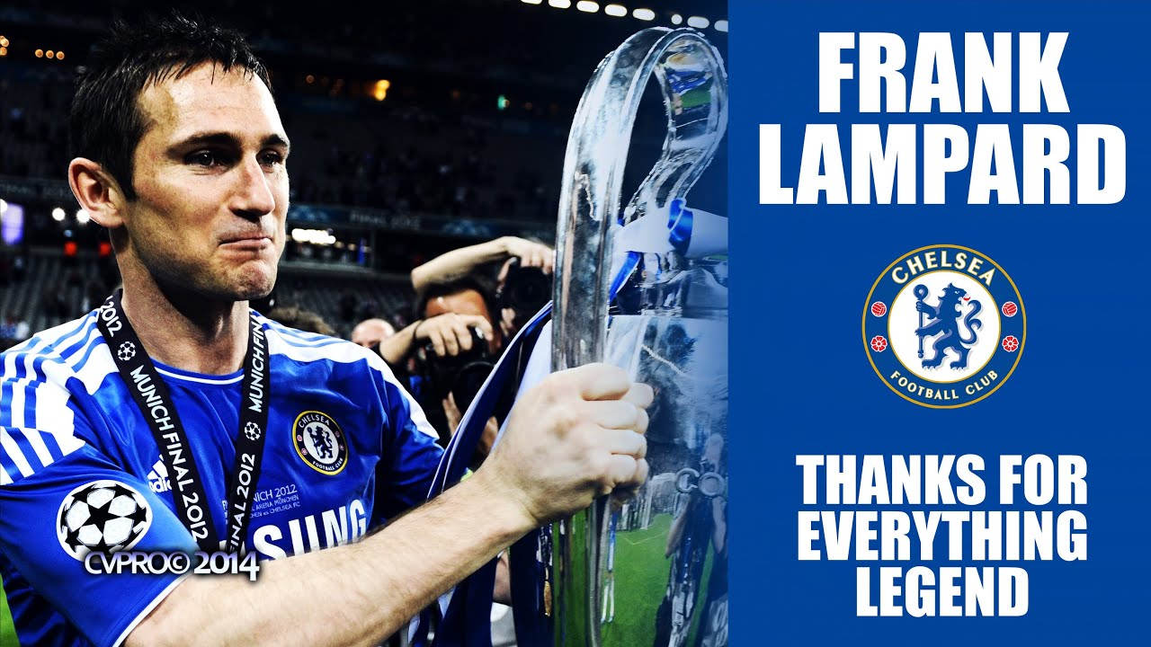 Frank Lampard Thanks For Everything Legend