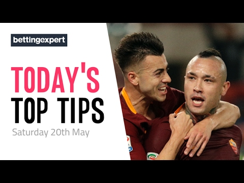 Let's start the weekend with some winners ~ Today's top betting tips