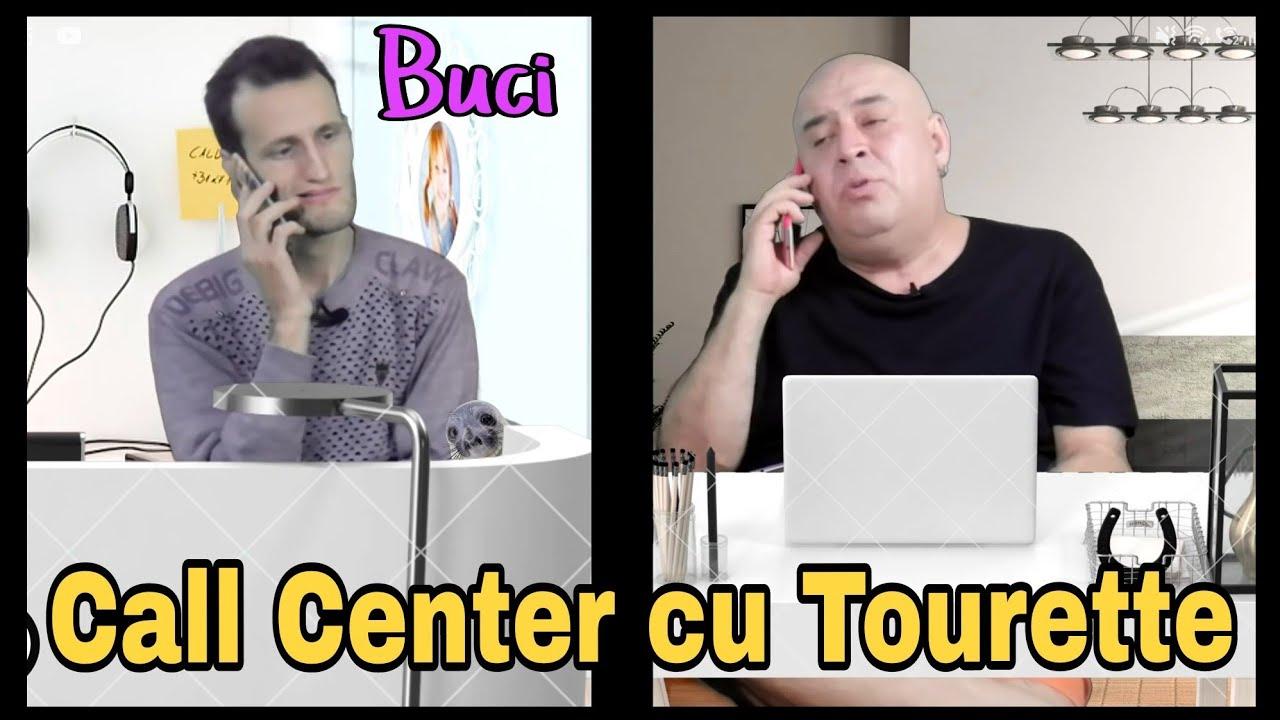 Call Center - Tourette