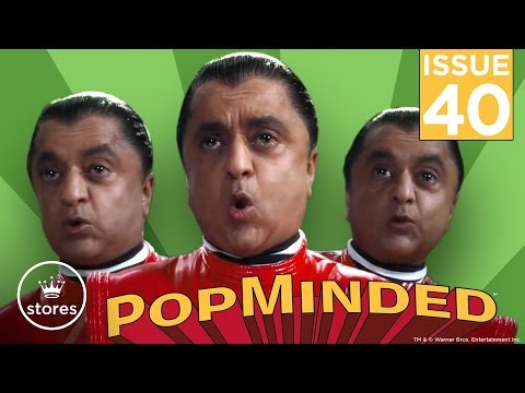 In Too Deep with Deep Roy  PopMinded Issue 40
