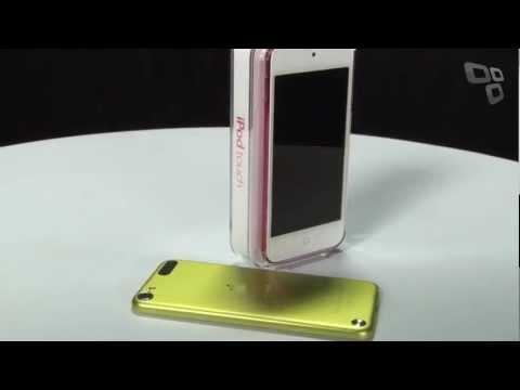 iPod Touch (5ª Geração) [Análise de Produto] - Tecmundo