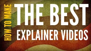 How to make the best explainer videos? Explainer Video from Infographic Maker
