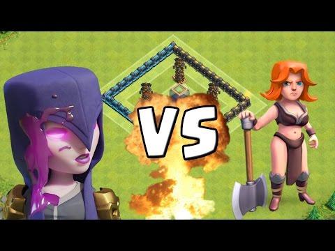 HEXE vs. WALKÜRE! || CLASH OF CLANS || Let's Play CoC [Deutsch/German HD Android iOS PC]
