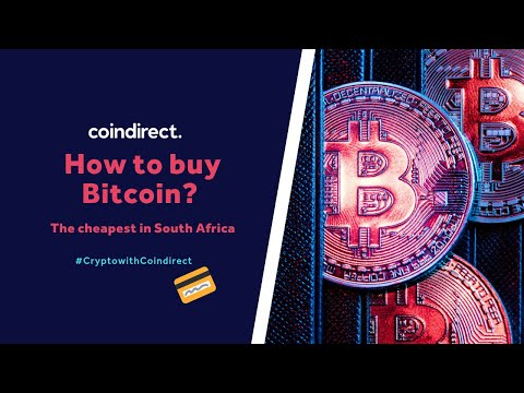 How To Buy Bitcoin For The Cheapest Price In South Africa
