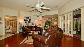 85 Просторная усадьба в Lithia, Florida / Недвижимость в США цены/ Купить дом во Флориде