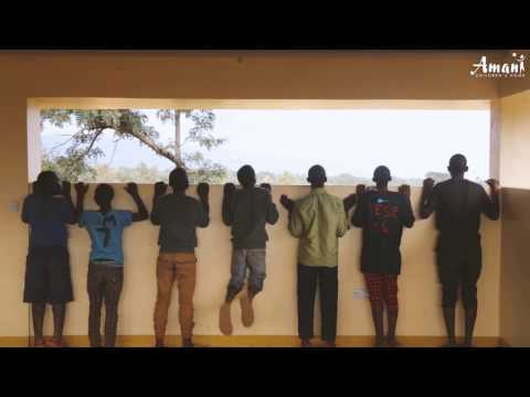 Amani Children's Home Youth Transition Houses - A Thank You to Grads Go Global