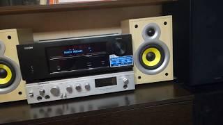 Microlab Pro 1 (АС) + Denon AVR X500 (Denon после ремонта)