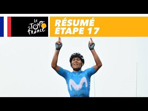 Résumé - Étape 17 - Tour de France 2018