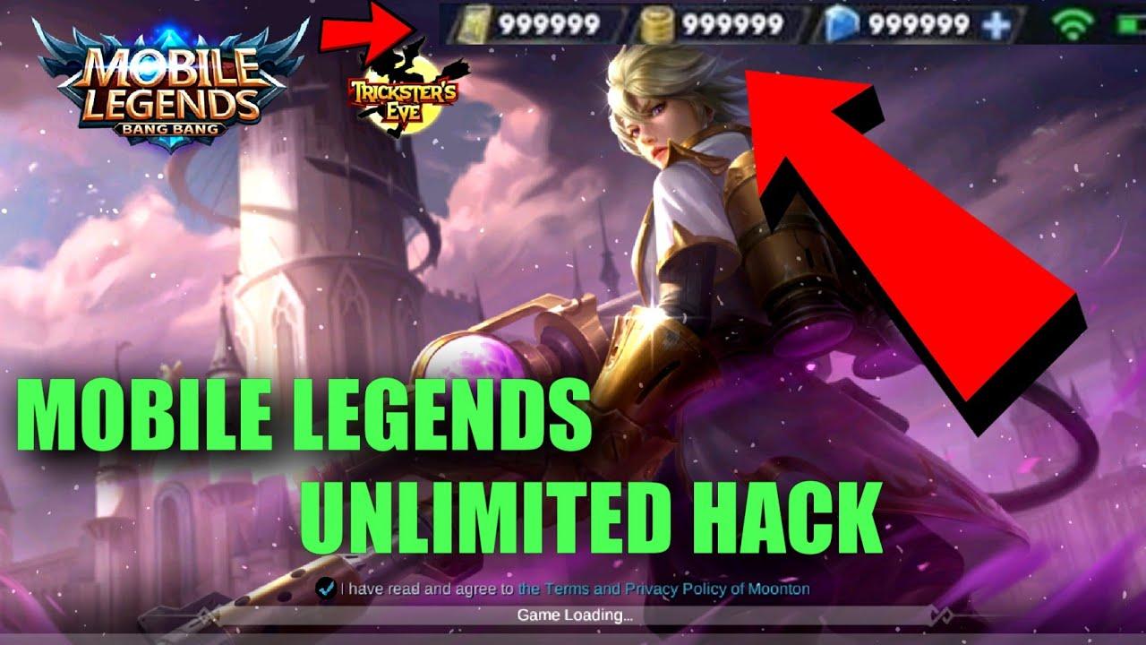 ⚡mobile legends mod apk 2018 (one hit kill, radar hack,skin hack, unlimited resources)⚡