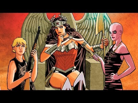 Wonder Woman #11 - Cómic en Español