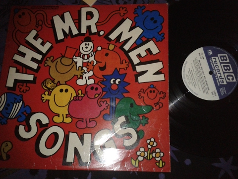 Mr Men - Vinyl - 33rpm