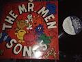 Mr Men - Vinyl - 33rpm