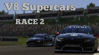 V8 Supercars Suzuka race 2