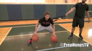 Hunter Hale 2015 Kalamazoo Central---Workout Tape<