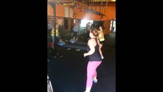 T Force Athletics bootcamp class