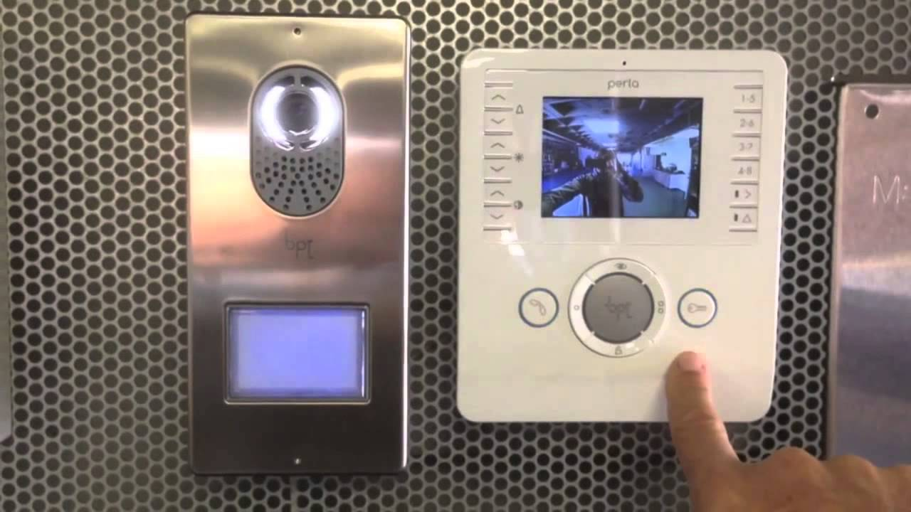 Avi Video Intercom And Remote Access Gate Opener Youtube