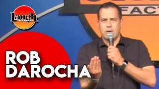 Rob DaRocha Impressions Laugh Factory Stand Up Comedy