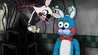 5 AM at Freddy s The Prequel РУССКАЯ ОЗВУЧКА 16