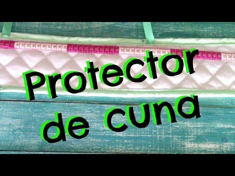 Protector de cuna