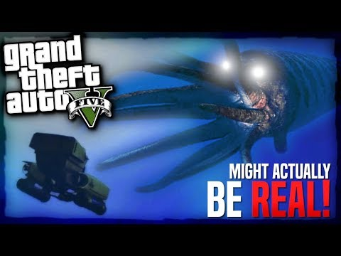 Top 5 GTA 5: Myths that MIGHT ACTUALLY BE REAL!!! (With Evidence)